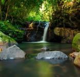 El Kabayo Falls