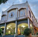 THE SHRINE OF ST. PEDRO CALUNGSOD