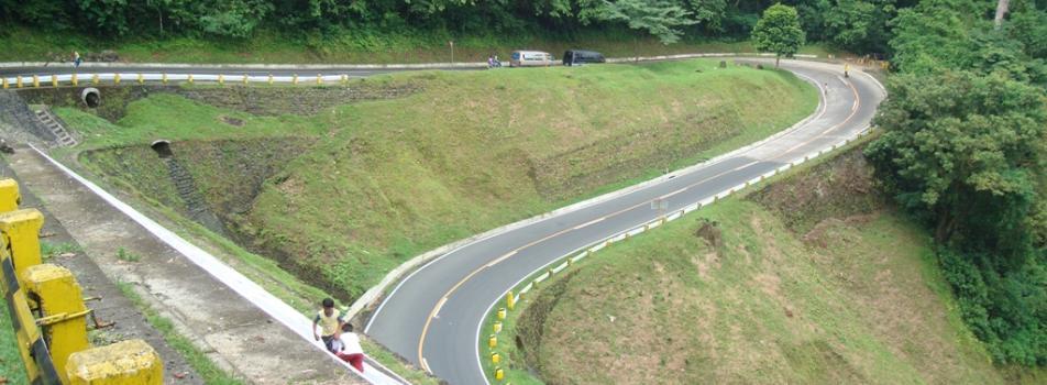 Bituka ng Manok Road