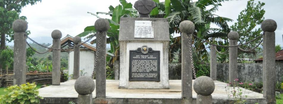 Aguinaldo Shrine, Palanan