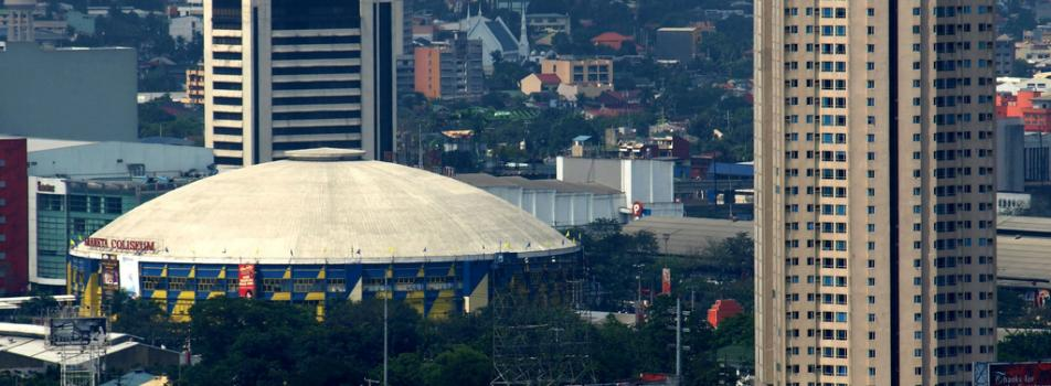Araneta Coliseum