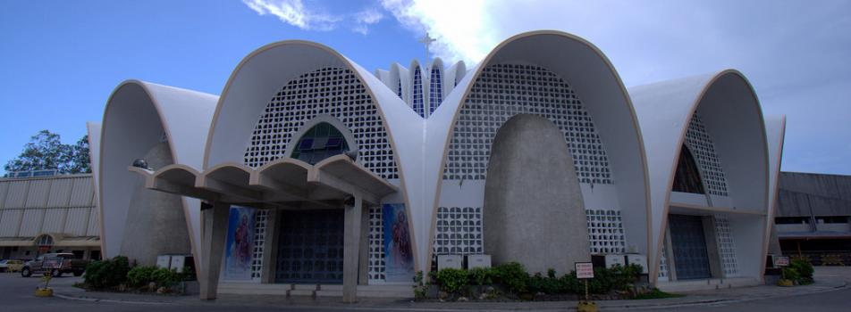 Queen of Peace Church, Bacolod City