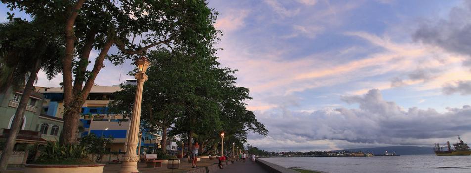 Rizal Boulevard Promenade, Dumaguete City