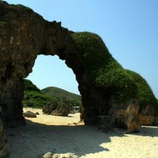 Nakabuang Beach and Arch