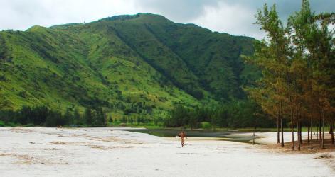 The Covert Paradise: Nagsasa Cove of San Antonio Zambales