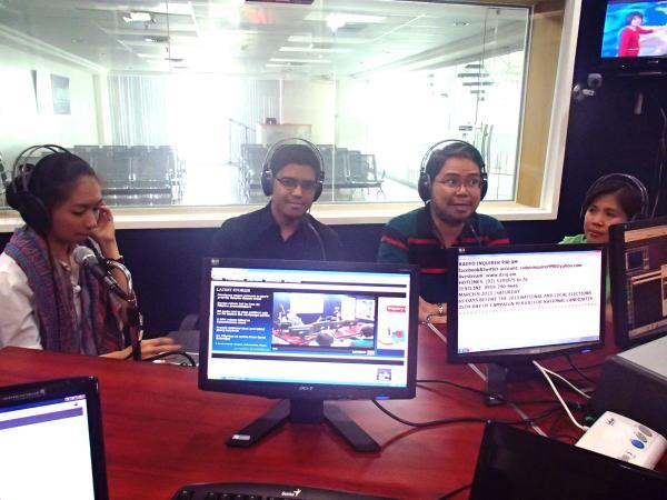 Vigattin Radio on IT Security, Customer Service, and more!