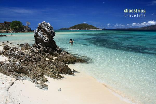 Calamian's Bulog Dos Island: A Great Escapade for Tourists