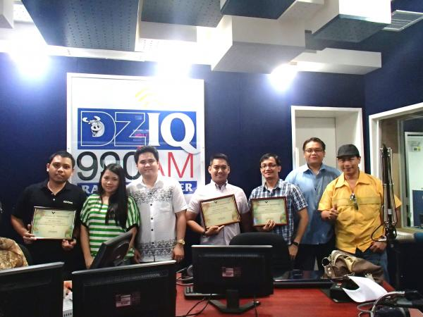 Vigattin Radio with our Pinoy Developers
