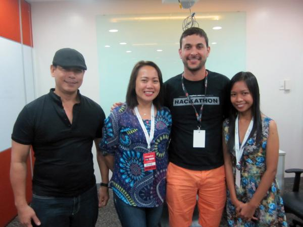 Interview with Greg Gopman @ AngelHack MNL 2013