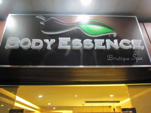 Body Essence Boutique Spa