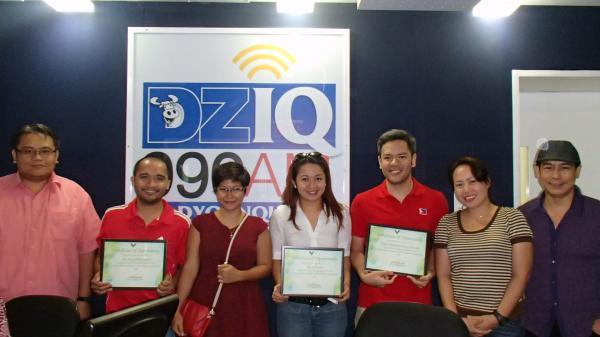 Vigattin Radio on Zander, AMCI, and The Storytelling Project