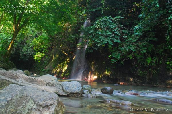 Caunayan Falls: The Solemn Waterfall of San Luis, Aurora
