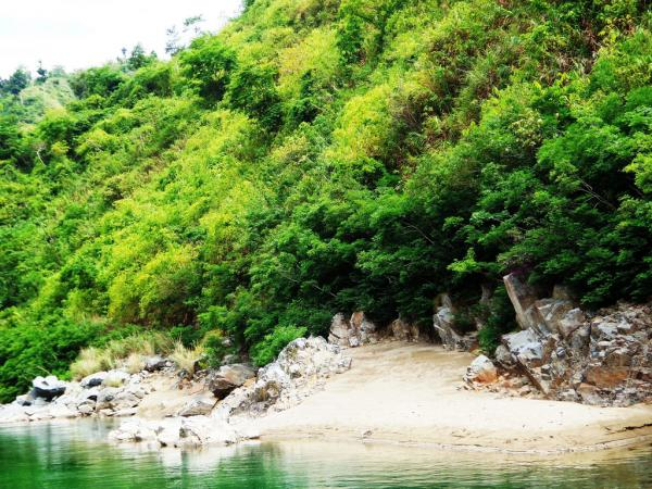 Abuan River: Mother Nature's Washing Machines