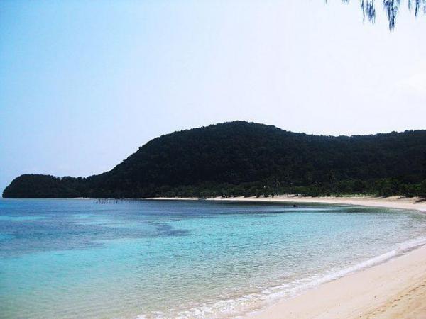 Anguib Beach, Sta. Ana, Cagayan