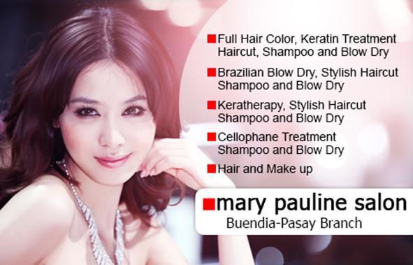 The Mary Pauline Salon Group