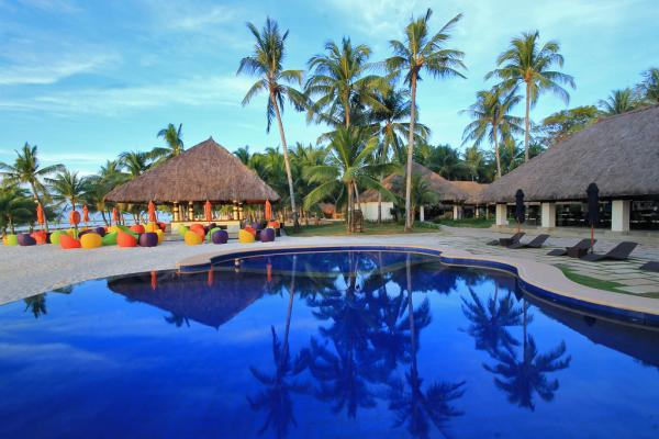 The Newly Opened South Palms Resort Panglao of Bohol