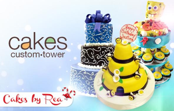 Cakes By Rea