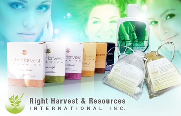 Right Harvest & Resources International Inc.