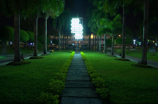 Have a Walk in General Santos Park (Plaza Heneral Santo)