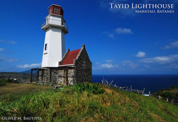 Captivating Tayid Lighthouse of Mahatao, Batanes