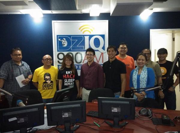 Team Quotable, Ideaspace and Technopreneurship on Vigattin Radio