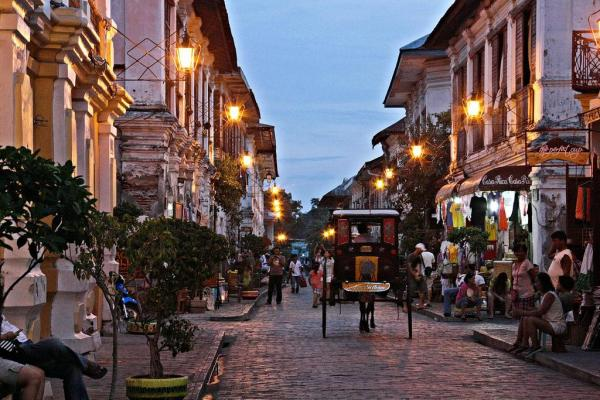 Vigan is among the 21 finalist for the New 7 Wonder Cities of the World