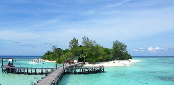 The Impressive Lankayan Island of Sulu