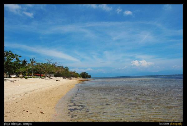 Batangas' Newest Attraction: Playa Calatagan