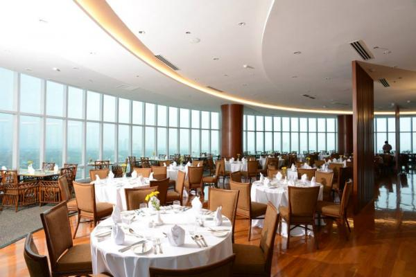 Chief Jessie's 100 Revolving Restaurant: A New Dining Experience