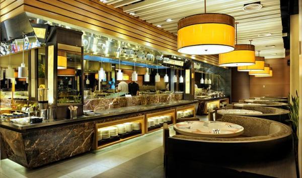 Vikings: Luxury-Buffet Restaurant