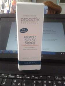How to use Proactiv Advance Daily Oil Control