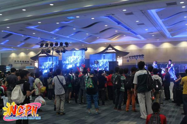 Cosplayers Ruled Best of Anime 2014 during the Manila International Book Fair