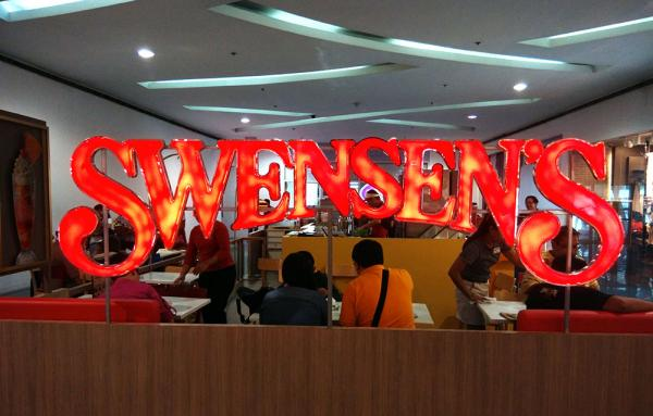 A Delicious Treat: Swensen's Ice Cream and Sundaes