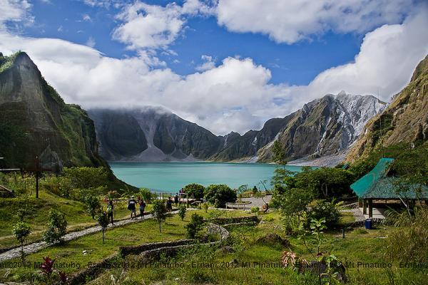 Conquering Mount Pinatubo