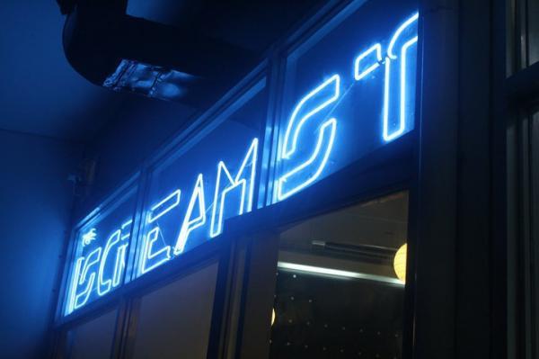 The Iscreamist — Ice Cream Parlor