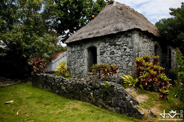 The Oldest Stone House of Dakay