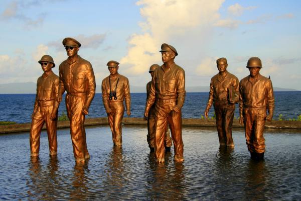 Leyte Landing: Celebrating 70 years of Liberation