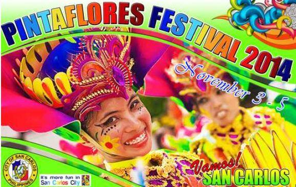 Pintaflores Festival 2014: Schedule of Activities