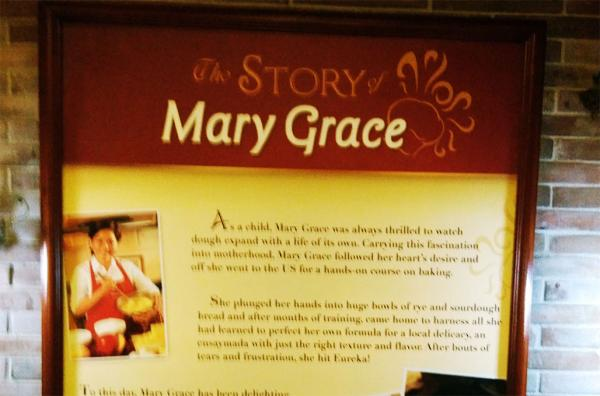 Mary Grace Café and Bakery: Pastries and Italian Cuisines that are worth tasting