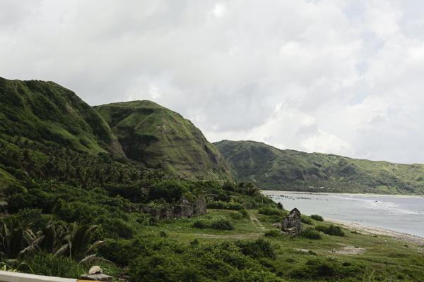 Songsong in Chadpidan Bay:Ruins of Songsong