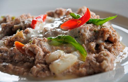 The Famous Bicol Express
