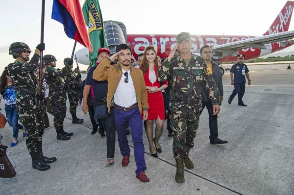 SETTING ALL TO ARCHIVE; PACQUIAO BACK IN TRACK