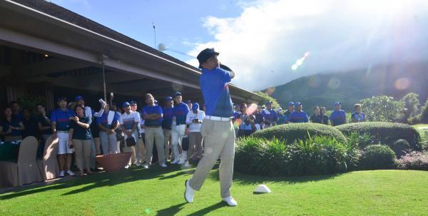 10th Globe Business CEO Golf hosts top enterprise leaders