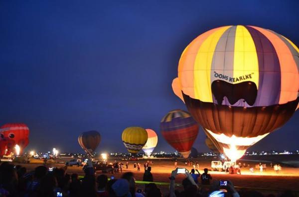 19th Philippine International Hot Air Balloon Fiesta