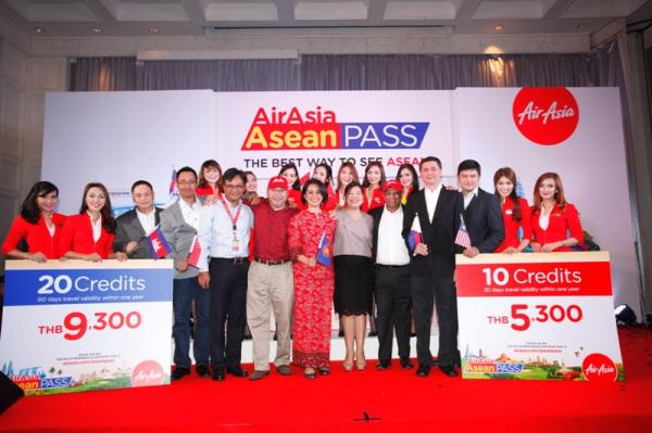 Travel at ease with the AirAsia Asean Pass!