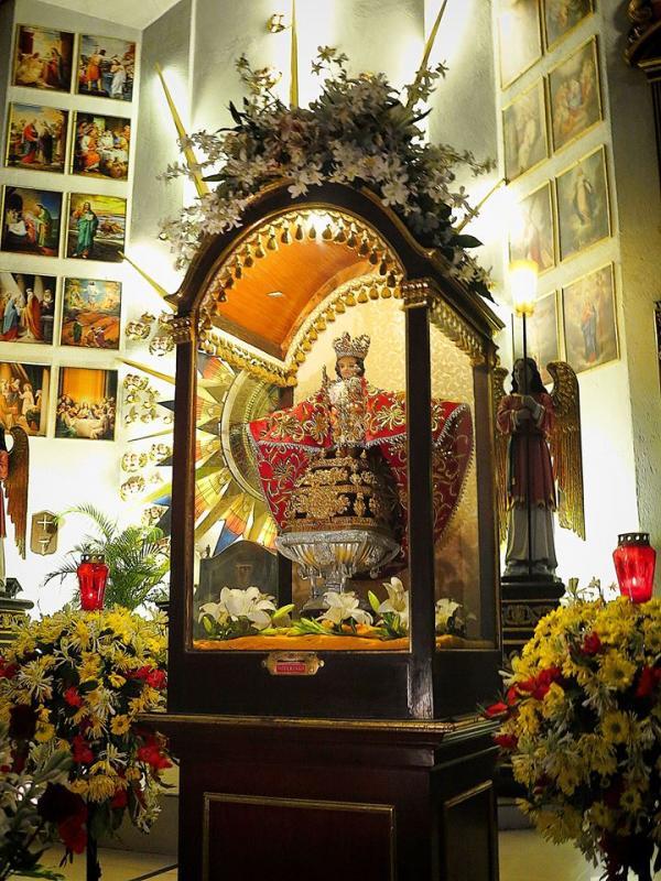 The Shrine Of St Pedro Calungsod