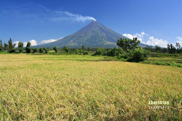 Mayon Volcano - At Long Last