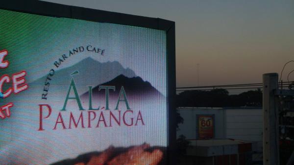 Alta Pampanga Resto Bar and Cafe