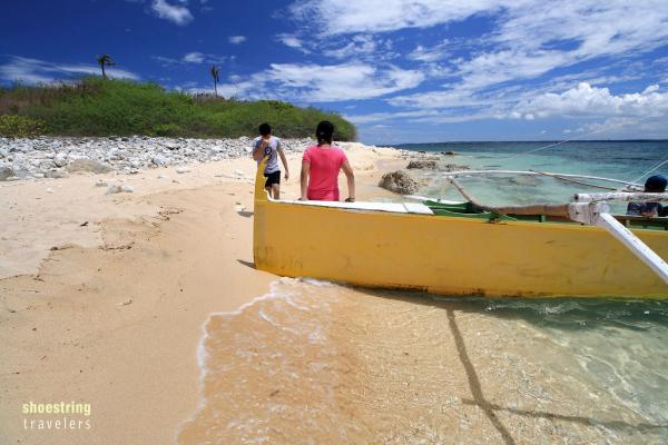 Colibra Island, Cabacungan Cove and Crocodile Island
