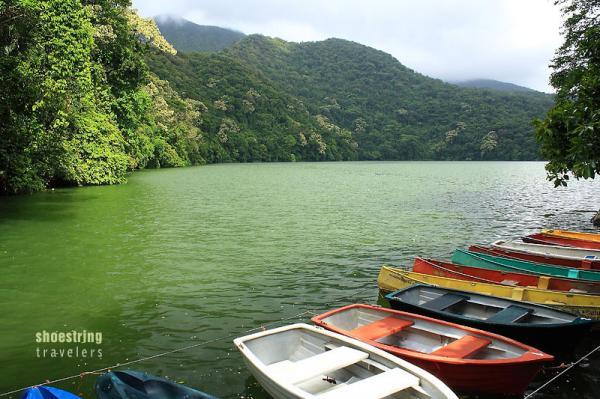 Cool Escape to Bulusan Lake